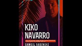 Kiko Navarro at Sektor909 Skopje