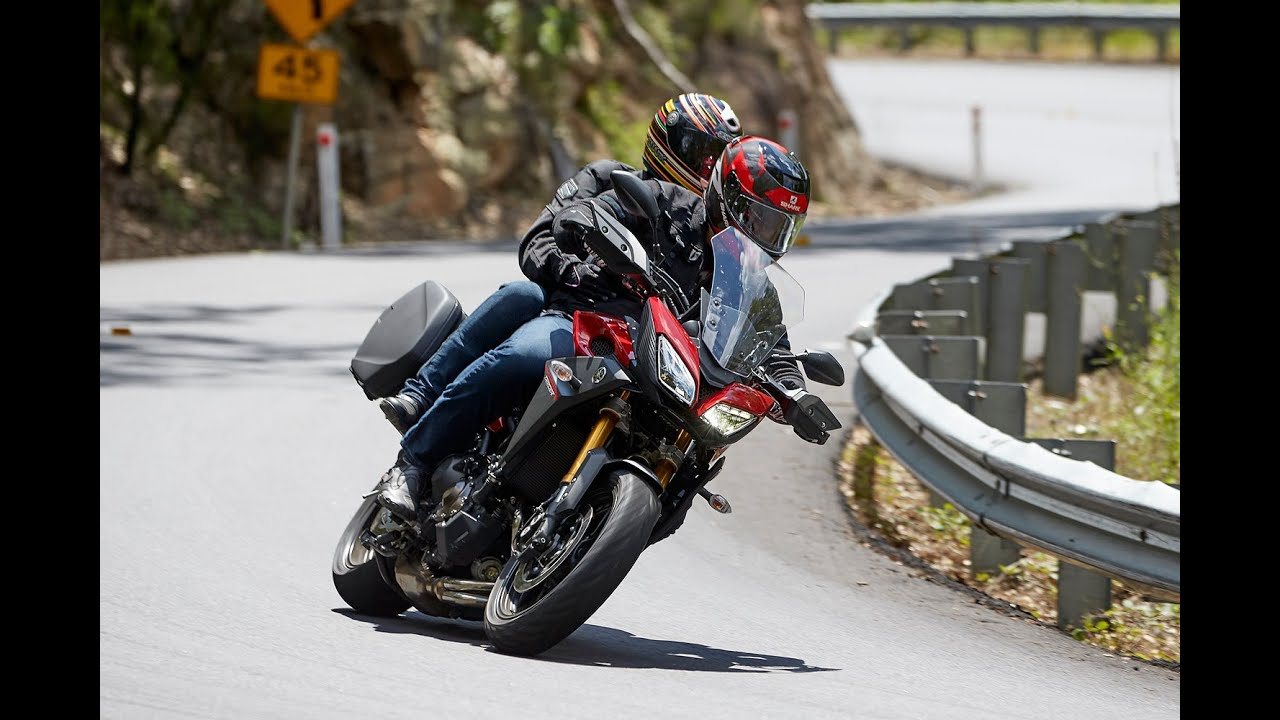 Review: 2016 Yamaha MT-09 Tracer - Bike Review
