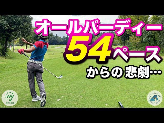 このままいけば54!期待した瞬間に… 【ドライバー 飛距離 プロゴルファー】