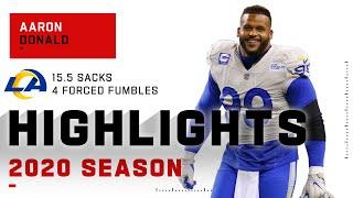 Aaron Donald Full Season Highlights | NFL 2020