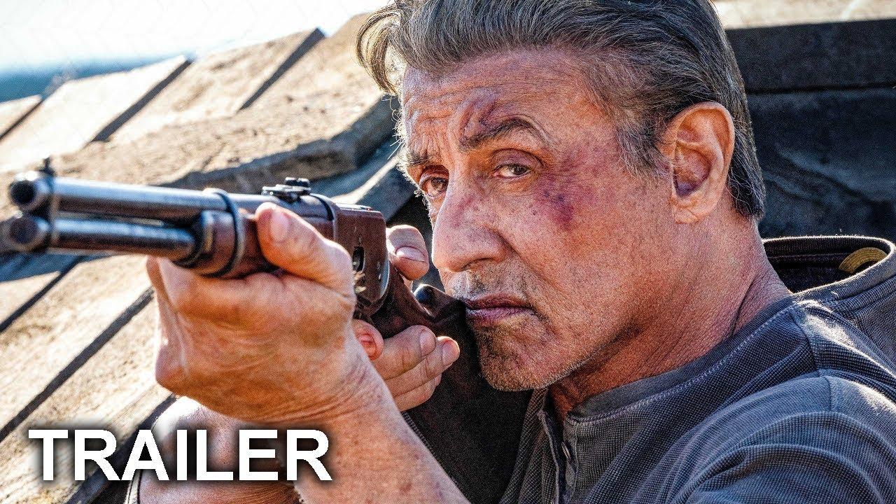 RAMBO LAST BLOOD - Trailer Español Latino Sub 2019