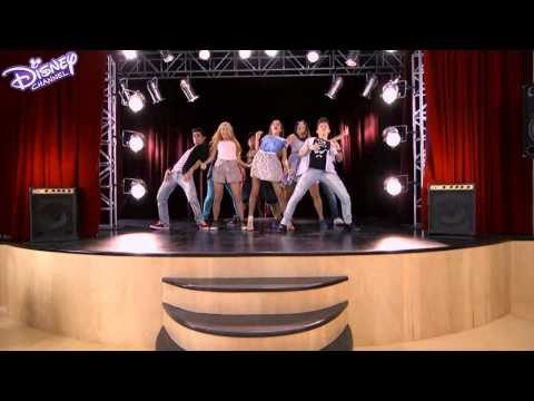 Violetta - Shout it out - Dance moment only