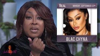 Rumor Report: The PETTY Reason Behind Blac Chyna Skipping Her Appearance On The Real