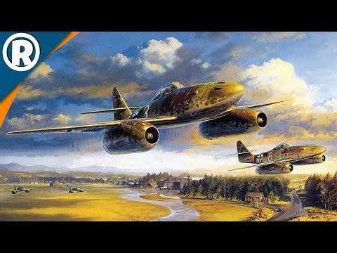 ME-262s OVER UKRAINE | The World in Flames | Men of War: Assault Squad 2 [MOD] Gameplay