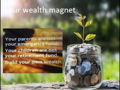 How To Build Your Wealth From Scratch In A Way Magnet - Your Wealth Magnet