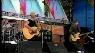 The Cranberries - Linger live at Woodstock