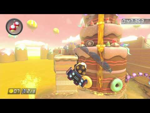 Sweet Sweet Canyon - 1:48.601 - ψνιс★κιηgψ (Mario Kart 8 World Record)