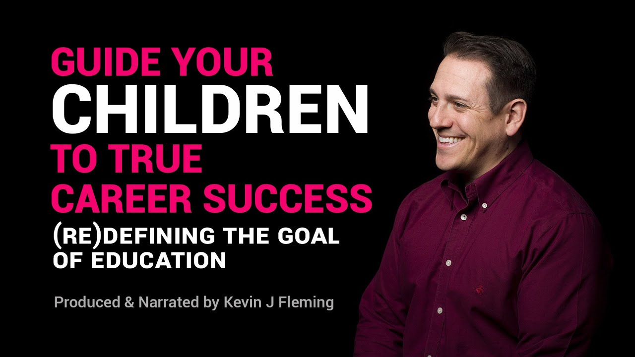 Redefining the Goal of Education