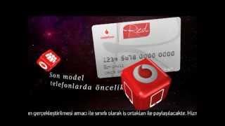 Vodafone Red Ayrıcalıklar Dünyası