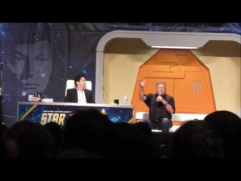 William Shatner On Star Trek Vs Star Wars
