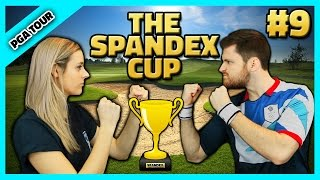 THE SPANDEX CUP #9 - RORY MCILROY PGA TOUR!