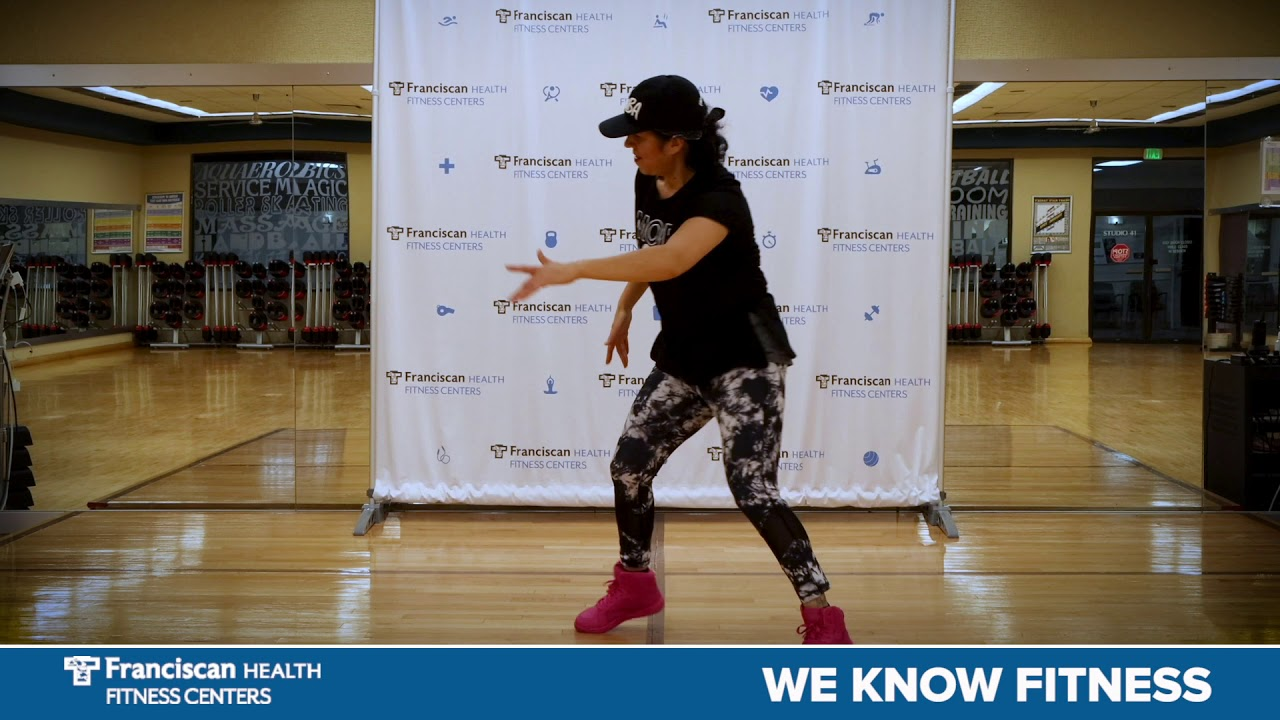 Zumba Workout by Franciscan Health Fitness Centers
