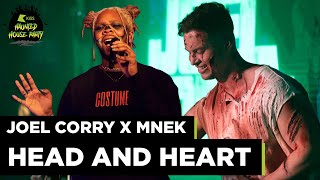 Joel Corry & MNEK - Head and Heart LIVE from The KISS Haunted House Party