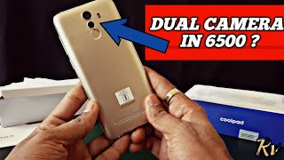 Coolpad 5a Unboxing