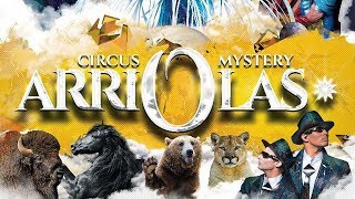 ARRIOLAS - Космическая Мистерия - Цирк АРРИОЛАС - ART MUSIC CENTER