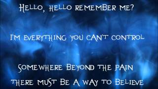 Evanescence - What You Want (Lyrics)