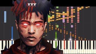 IMPOSSIBLE REMIX - Look At Me! XXXTentacion - Piano Cover