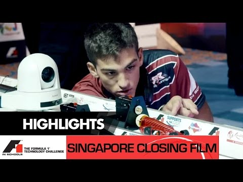 F1 in Schools Singapore Closing Film