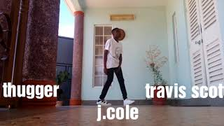 Young Thug - The London ft. J. Cole & Travis Scott (official dance video)🔥🔥🔥