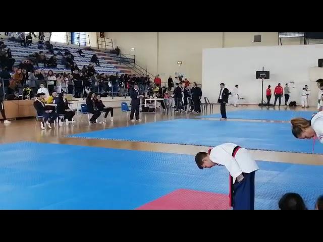 Vincenzo 8° Taeguk finale