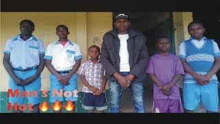 MANS NOT HOT🔥🔥 (UNOFFICIAL VIDEO) | African Remix
