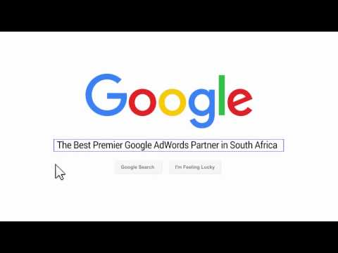 Top Click Premier AdWords Partners South Africa