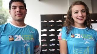 Playera y medalla 21K Guadalajara 2020