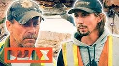 Parker rennen die Arbeiter davon | Goldrausch in Alaska | DMAX Deutschland