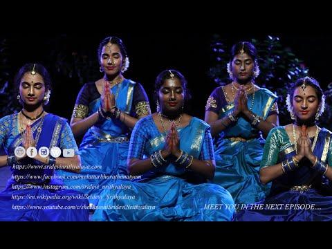 Tapasya episode 51 - Baby steps for Krishnashtami - Sridevi Nrithyalaya - Bharathanatyam Dance