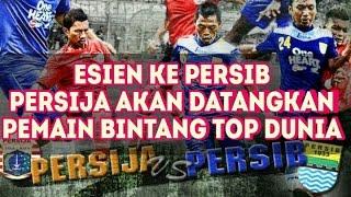 Persija Tak Mau Kalah Dengan Persib Bandung Akan Datangkan Pemain Top Dunia