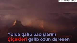 0100 Akif Islamzade ALA GOZLUM KARAOKE