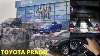 Toyota Prado 150 в Land Cruiser Land (4k, 3840x2160)