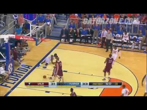 Florida Gators Basketball 2014 - Dunk Mix