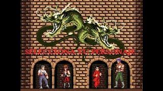 Double Dragon Revolution 1 - (Openbor) - FULL GAME