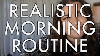 REALISTIC MORNING ROUTINE | storiesinthedust