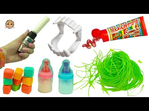 HAUL The Craziest Candy Ever! Weird Spray Candy, Eating Crayons + Prank Ideas