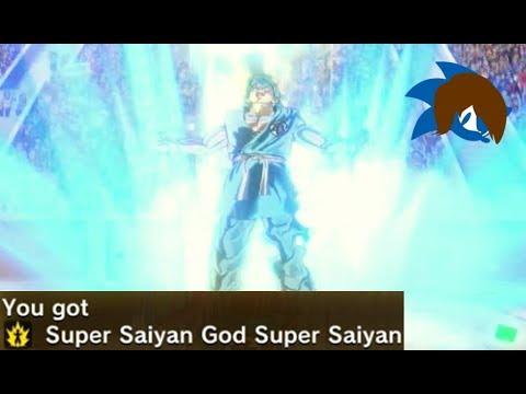 Ball Xenoverse 2 How To Unlock Super Saiyan God Super Saiyan For