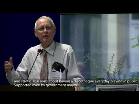 Reshare Interview with Hans Christian Sørensen about Middelgrunden