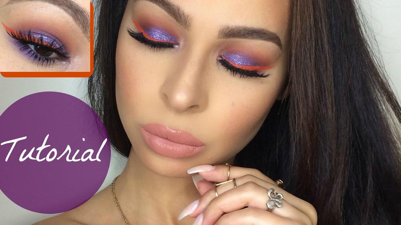 Almond eye makeup tutorial