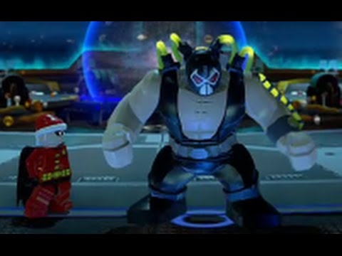 LEGO Batman 3: Beyond Gotham - Cheat Codes (Characters and Red ...