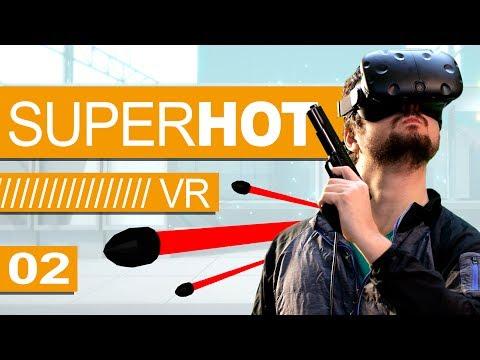 TIROTEIRO NO HELICOPTERO  - SUPER HOT VR (Ep. 02)