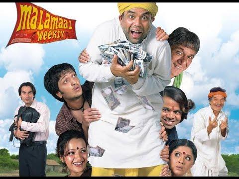 Download Malamaal Weekly|HINDI FULL MOVIE|COMEDY|