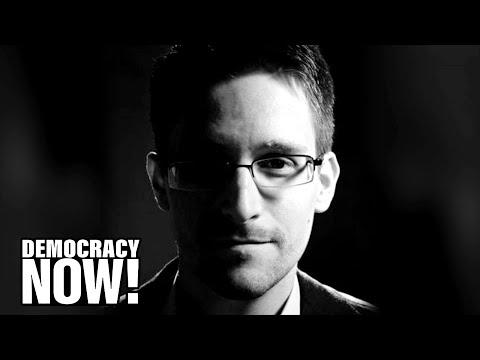 James Risen on NSA Whistleblower Edward Snowden: He Sparked a New National Debate on Surveillance