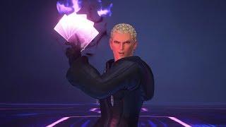 Kingdom Hearts 3: ReMind DLC - Data Luxord Boss Fight (Critical Mode) thumbnail