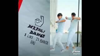 Sani Narisauna Malai Fakauna Aaudaina    Nepali Dance    Tik Tok Musically