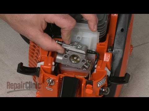 Carburetor - Echo Chainsaw