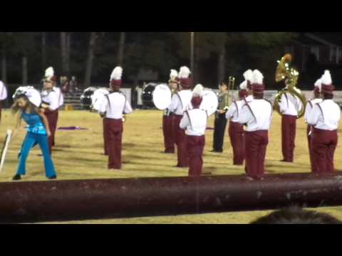 Happy Valley High School Band 10/23/2015