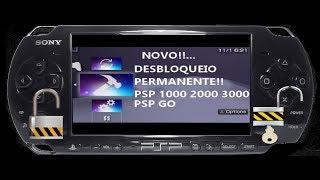 Como desbloquear Qualquer (PSP) ultima  versão``PRO-C  INFINITY´´