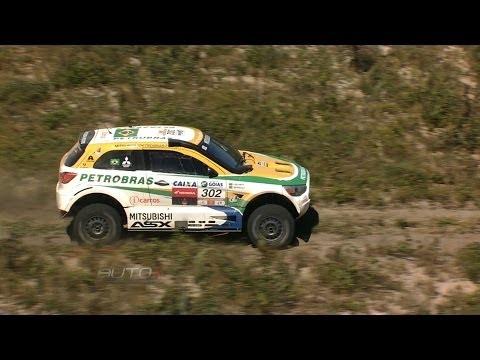 Mitsubishi ASX Racing pronto para o Rally Dakar 2014