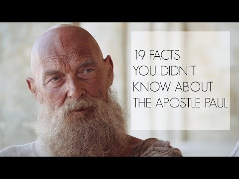 19 Surprising facts about Paul, Apostle of Christ